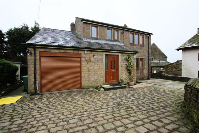 Thumbnail Detached house for sale in New House Lane, Queensbury, Bradford