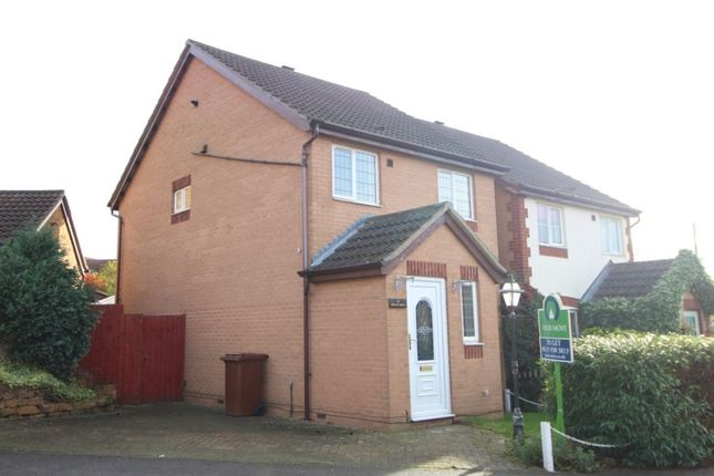 Thumbnail Detached house to rent in Hedges Drive, Ilkeston