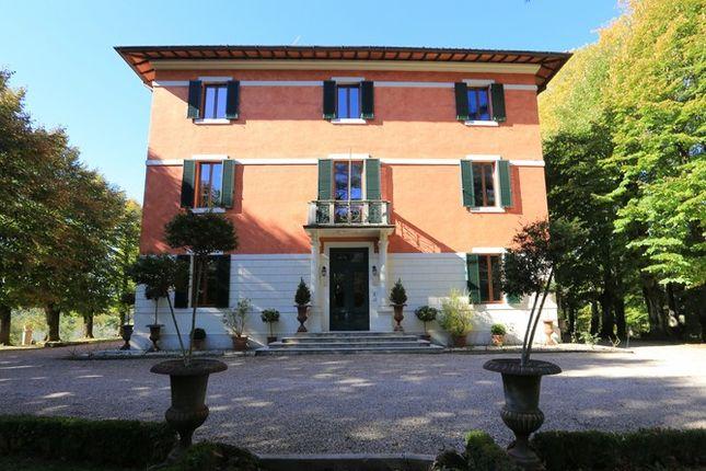 Facade of Villa Prosperini, Calzolaro, Citta di Castello, Umbria