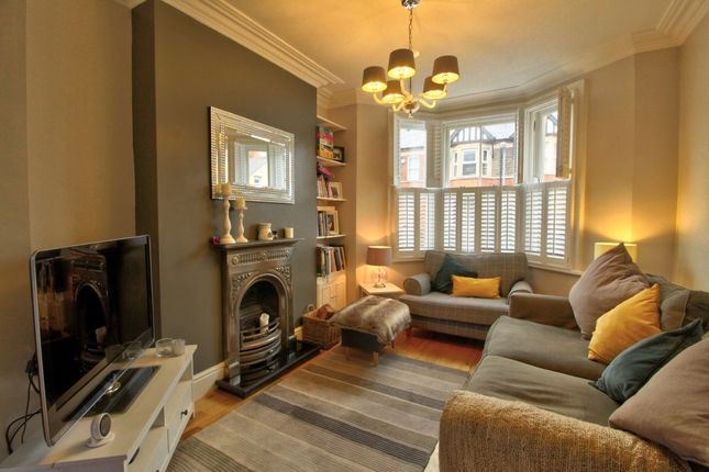 Thumbnail Terraced house for sale in Meadow Street, Pontcanna, Cardiff