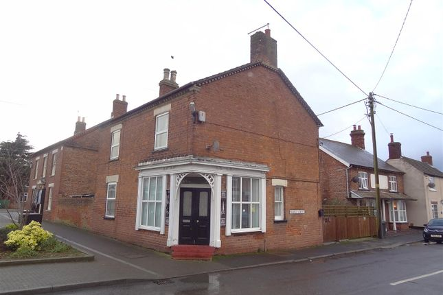 Thumbnail Detached house for sale in Bridge Street, Billinghay, Lincoln