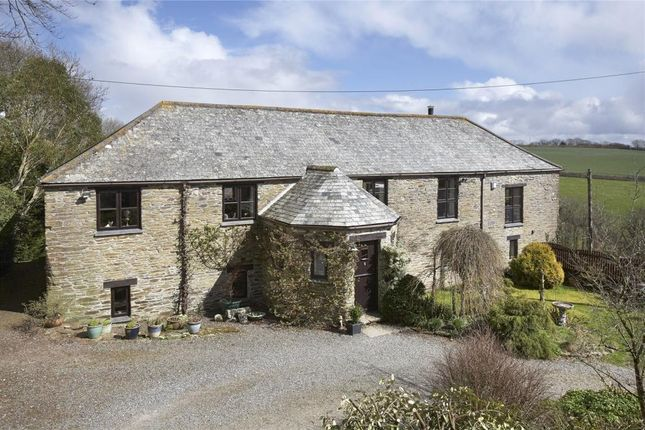 Thumbnail Detached house for sale in Pelynt, Looe, Cornwall