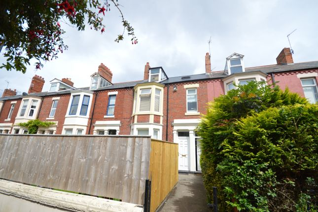 Thumbnail Maisonette to rent in Hulne Avenue, Tynemouth
