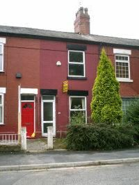 Thumbnail Shared accommodation to rent in Langley Road, Fallowfield