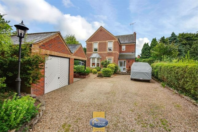 Thumbnail Detached house for sale in Blyth Grove, Worksop, Nottinghamshire