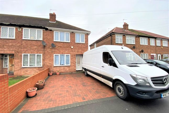 End terrace house to rent in Cleave Avenue, Hayes, Middlesex