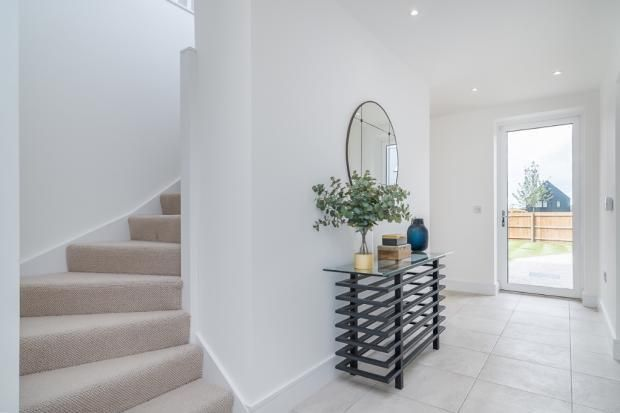 Entrance Hall of Stanstead Road, Hunsdon, Ware SG12