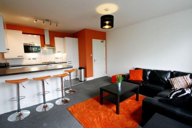 Thumbnail Flat to rent in Jesmond, Newcastle Upon Tyne