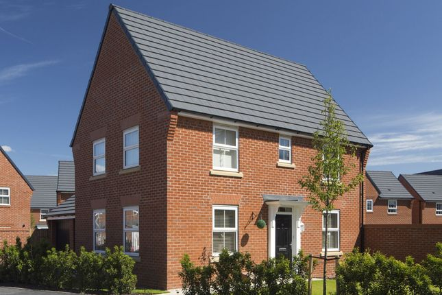 "Thumbnail Detached house for sale in ""Hadley"" at Lightfoot Lane, Fulwood, Preston"