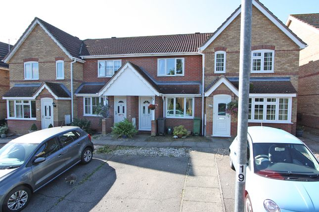 Thumbnail Terraced house for sale in Hawthorn Close, Halstead