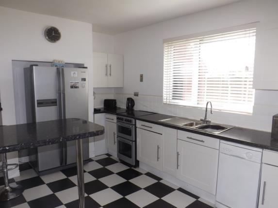 Kitchen Diner Of Wakefield Street Golborne Warrington WA3