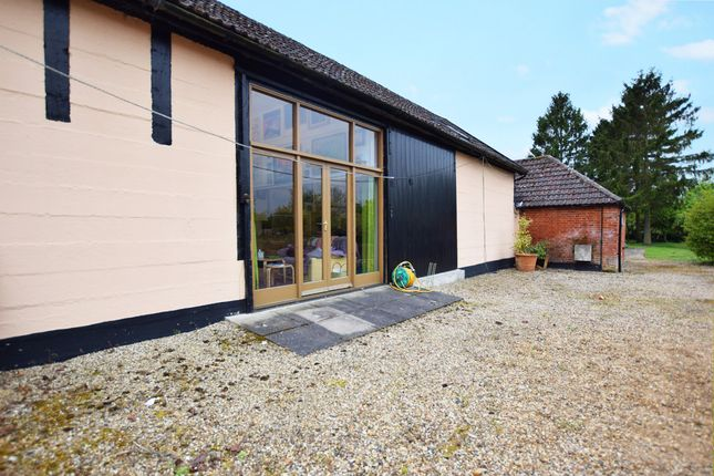 Thumbnail Barn conversion to rent in Withindale Lane, Long Melford, Sudbury