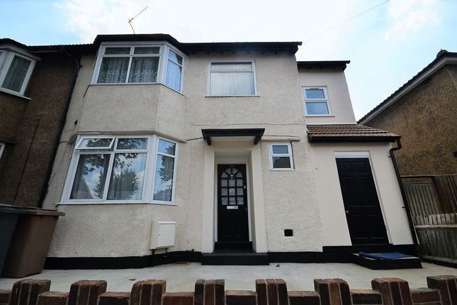 Thumbnail Semi-detached house to rent in Boundary Road, Walthamstow