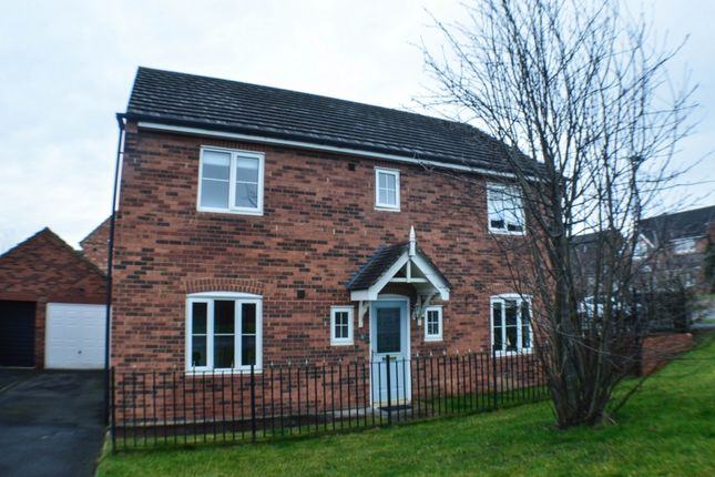 Thumbnail Detached house for sale in Bells Lonnen, Prudhoe
