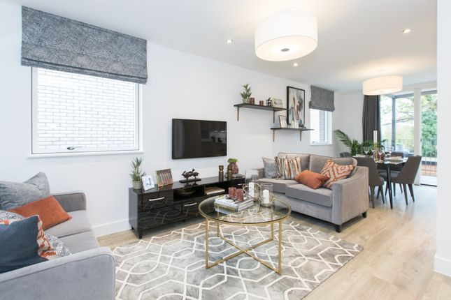 Thumbnail Duplex for sale in Woodside Avenue, Muswell Hill
