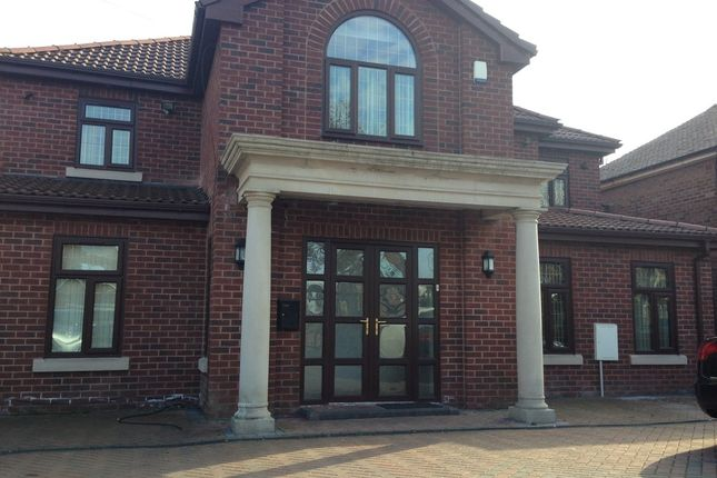 8 bedroom detached house for sale in Wilbraham Road, Chorlton, Manchester