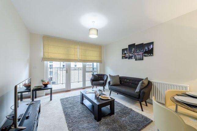 Thumbnail Flat to rent in Guardian Avenue, London