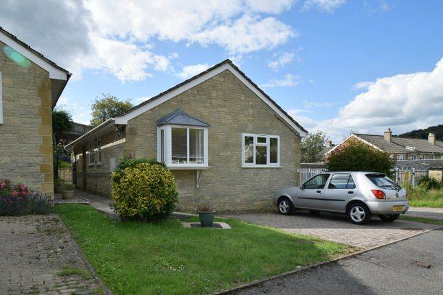 Thumbnail Detached bungalow for sale in The Ridings, Nailsworth, Stroud