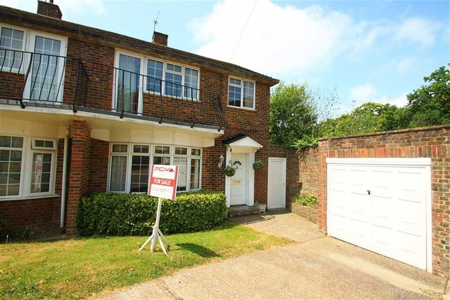 Thumbnail Semi-detached house for sale in Wingate Close, St Leonards-On-Sea, East Sussex
