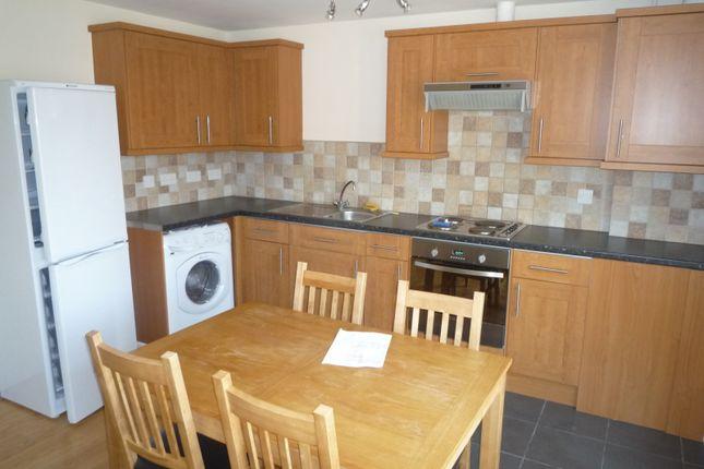 Thumbnail Flat to rent in Saxton Close, Beeston