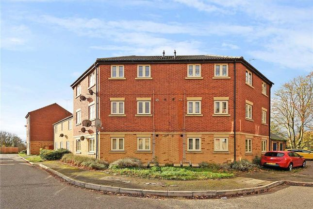 Thumbnail Flat for sale in Chapman Road, Wellingborough