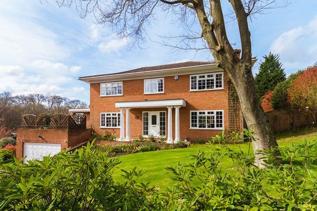 Thumbnail Detached house for sale in Magnolia Dene, Hazlemere, High Wycombe
