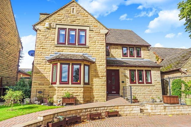 Thumbnail Detached house for sale in Crowlees Gardens, Mirfield