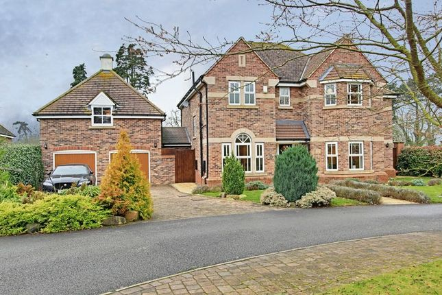 Thumbnail Detached house for sale in Oak Tree Way, Brandesburton, Driffield