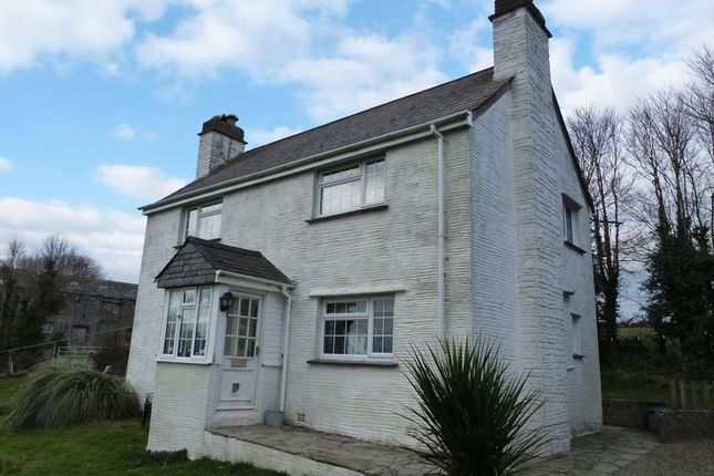 Thumbnail Detached house to rent in Polperro Road, Looe