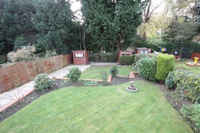 Thumbnail Semi-detached bungalow for sale in Barnet Gate Lane, Arkley, Herts