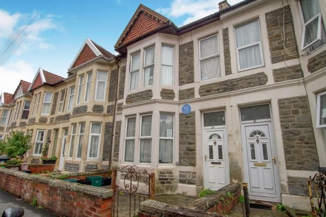 Thumbnail Terraced house for sale in Victoria Park, Fishponds, Bristol