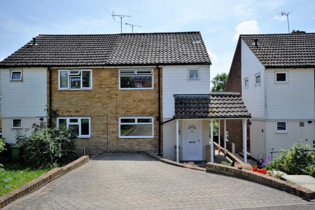 3 bed semi-detached house for sale in Gascoigne Way, Billericay CM11