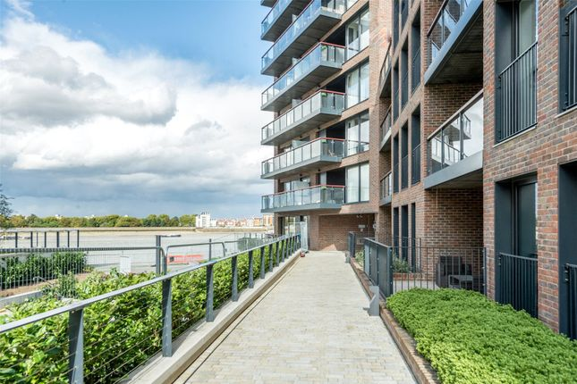 Thumbnail Flat for sale in Royal Arsenal Riverside, Woolwich Arsenal