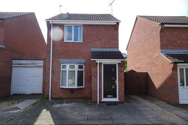 Thumbnail Detached house to rent in Uldale Way, Peterborough