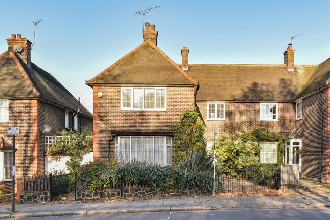 Semi-detached house for sale in Burntwood Lane, London