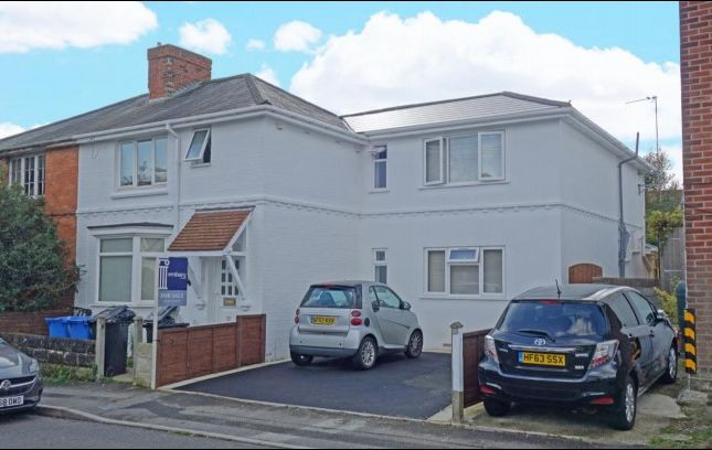 Thumbnail Block of flats for sale in 22 Recreation Road, Branksome, Poole