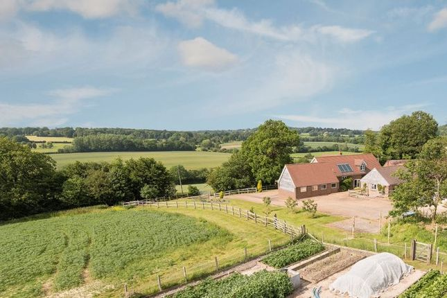Thumbnail Property for sale in Hartfield Road, Cowden, Edenbridge