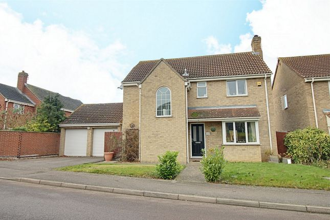 3 bed detached house for sale in Crowhill, Godmanchester, Huntingdon