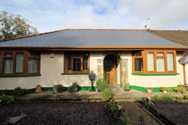 Thumbnail Semi-detached bungalow for sale in Llwydcoed Road, Aberdare