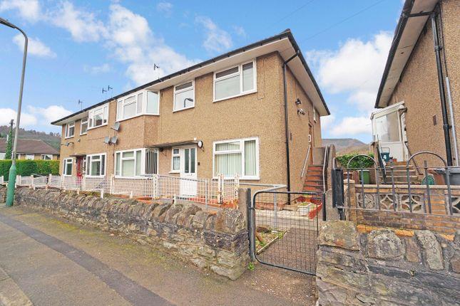 Thumbnail Flat for sale in Waunfawr Gardens, Cross Keys, Newport