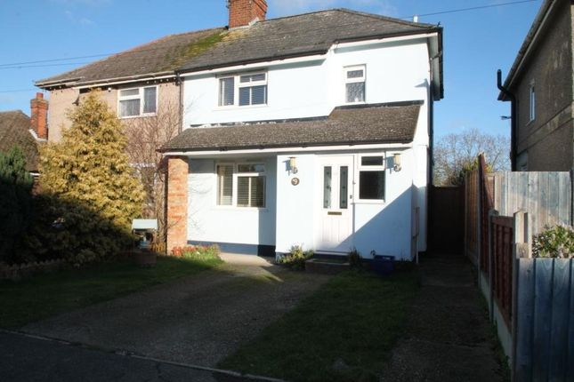 3 bed semi-detached house to rent in Woolshots Road, Wickford SS12