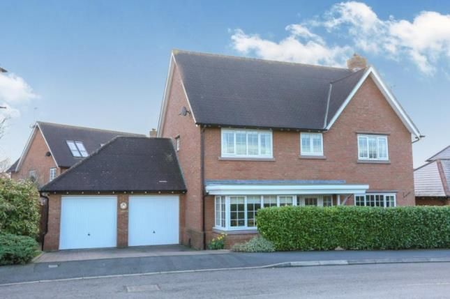 Thumbnail Detached house for sale in Wychwood Park, Weston, Crewe, Cheshire