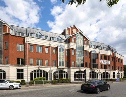 Thumbnail Office to let in Stag House, Old London Road, Hertford