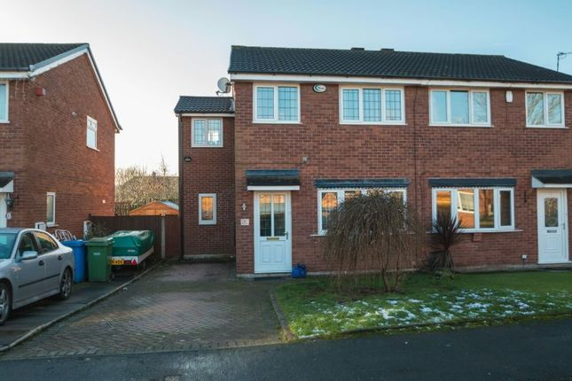 3 bed semi-detached house for sale in Coltsfoot Drive, Broadheath, Altrincham