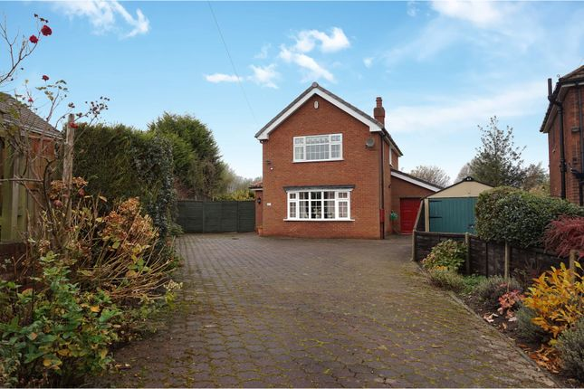 Thumbnail Detached house for sale in Springway Crescent, Grimsby