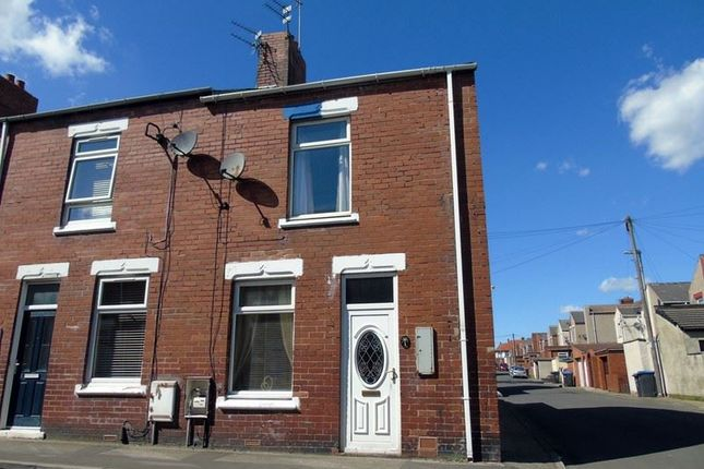 2 bedroom terraced house for sale in Fifth Street, Blackhall Colliery, Hartlepool