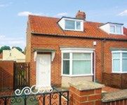 Thumbnail Semi-detached house for sale in Crossfield Terrace, Walker, Newcastle Upon Tyne
