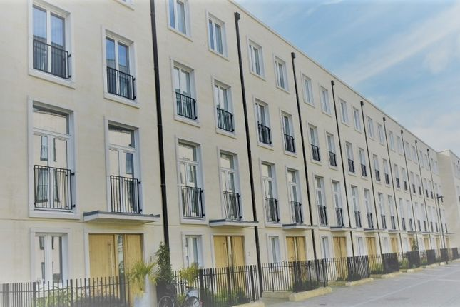 Thumbnail Terraced house to rent in Longmead Terrace, Bath