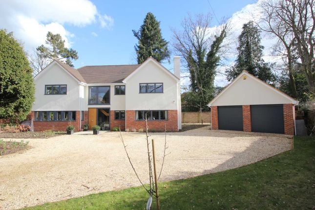 Thumbnail Detached house for sale in Peppard Lane, Henley-On-Thames