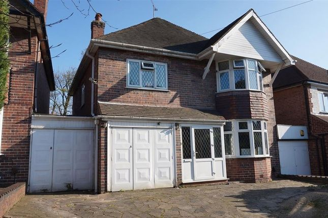 Thumbnail Link-detached house for sale in Antrobus Road, Sutton Coldfield